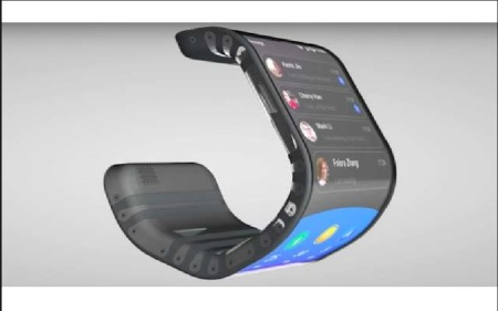Moxi Bendable Phone